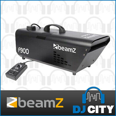 Beamz 900W Fazer Machine with Timer Controller - DJ's, Party, Bands, Schools ...