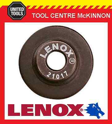 2 x LENOX PIPE & TUBE CUTTER REPLACEMENT COPPER CUTTING WHEEL