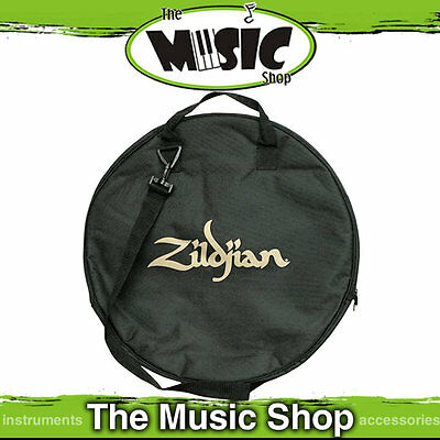 "New Zildjian 20"" Standard Cymbal Bag with Padding & Shoulder Straps - P0729"