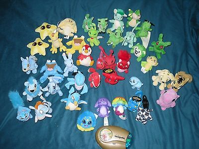 Neopets 35+ Small Plush and Portable Game