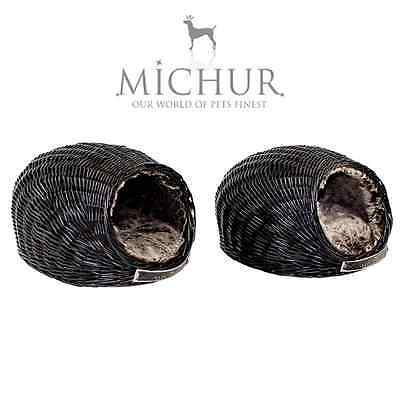 Michur Cocoon, Panier , Lit, Chat, Chien, Marron, Pâturage