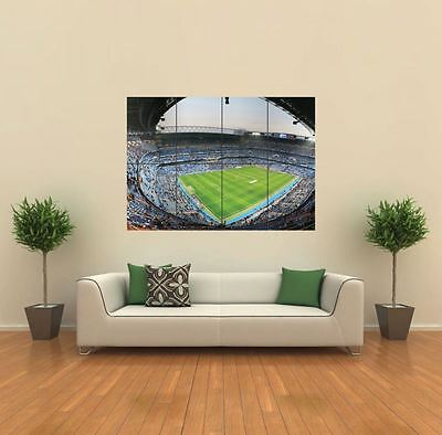 Real Madrid Stadium Bernabéu New Giant Art Print Poster Picture Wall G470