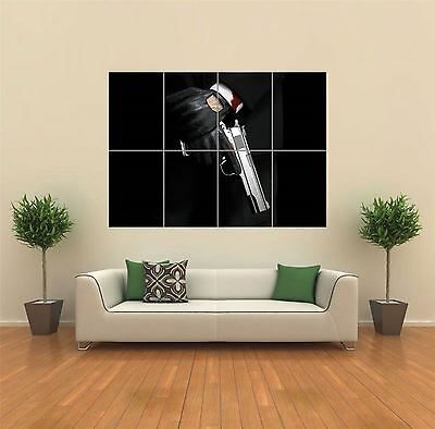 Hitman Absolution Game New Giant Large Art Print Poster Picture Wall G857