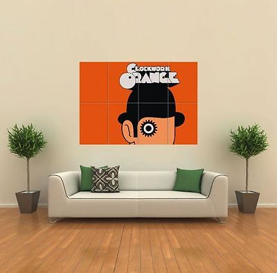 A Clockwork Orange New Giant Large Art Print Poster Picture Wall J258