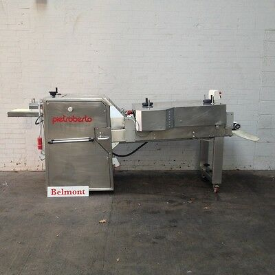 Pietroberto Finger Pinner Bread Moulder BAKERY MACHINERY BM16