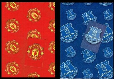 OFFICIAL ~ FOOTBALL CLUB ~ Giftwrap and gift card any occasion, birthday etc