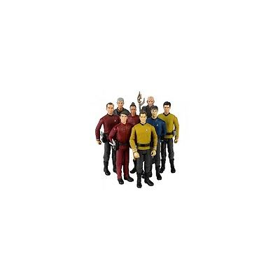 Star Trek Galaxy Collection 2009 10 cm Figur Sammelfigur Kirk Spock NEU & OVP