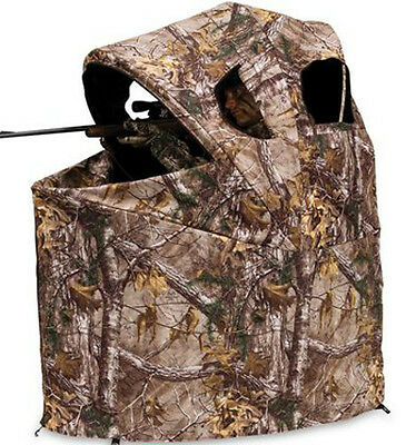 Wild Game Ameristep Tent Chair Blind Hunting Deer Turkey 1RX1C028 Camo Cover