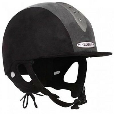 Champion X-Air Horse Riding Hat Adults / Child Ventilated Helmet, 4 Colours