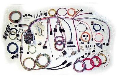 1960 1961 1962 63 1964 65 1966 chevy c10 truck wiring harness american autowire classic update series 60 66 chevy truck part 500560