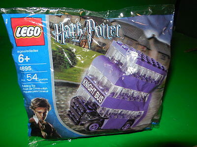 HaRRy PoTTeR  LEGO 4695  KNIGHT BUS   NEW IN PKG