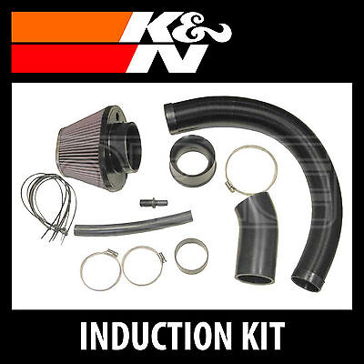 K&N 57i Performance Air Induction Kit 57-0216-1 - K and N High Flow Part