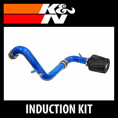 K&N Typhoon Performance Air Induction Kit - 69-3301TB-K and N High Flow Part