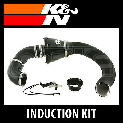 K&N Apollo Performance Air Induction Kit 57A-6033 - K and N High Flow Part