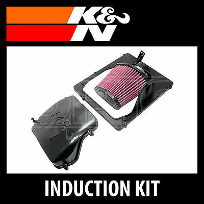 K&N 57i Performance Air Induction Kit 57S-4900 - K and N High Flow Original Part
