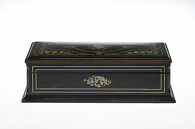 Antique French TAHAN à PARIS Schatulle  BOX 19. Jhdt.