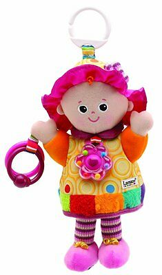 Lamaze Play & Grow My Friend Emily Doll Baby Soft Activity Learning Toy New
