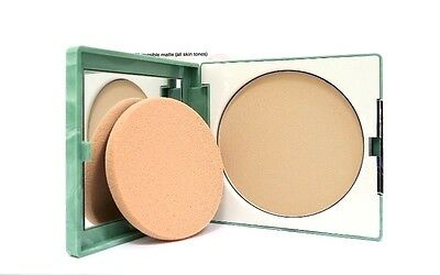 Clinique Stay-Matte Sheer Pressed Powder  -Boxed - Choose Your Shade