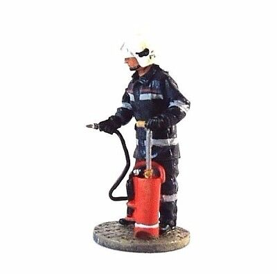 Austrian Fireman 2004,delprado Collection 1/32 Edicola Figures,collectible , New