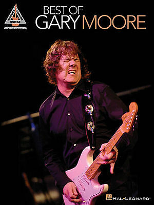 Best Of Gary Moore Guitar Tab Song Sheet Music Book New
