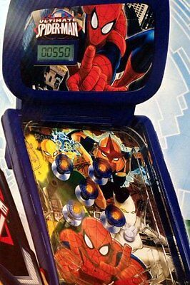 THE ULTIMATE SPIDER-MAN Tabletop Pinball