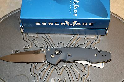 NEW IN BOX BENCHMADE 477-1  LARGE EMISSARY PROTOTYPE