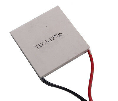TEC1-12706 Heatsink Thermoelectric Cooler Semiconductor Refrigeration Piece