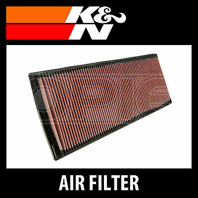 K&N High Flow Replacement Air Filter 33-2722 - K and N Original Performance Part