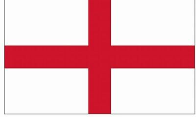 3x5 ft CROSS OF ST GEORGE  ENGLAND FLAG Lightweight Print Polyester Flag