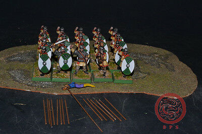 28mm Ancient WAB DPS painted Late Roman Legion WP7147