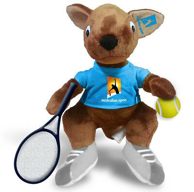 Official Australian Open 2015 Plush Kangaroo - Great Gift Idea!