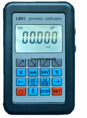 4-20mA/0-10V/mV Resistance Current Voltmeter signal generator source calibrator