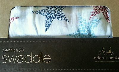 Aden Anais Bamboo Swaddle boutique Blanket-Stars-Nordstrom Exclusive