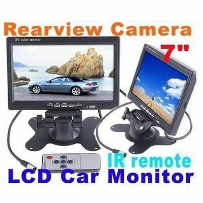 7 TFT LCD Car Rearview Mirror Monitor 7 inch 16:9 For Car Camera DVR For Dodge