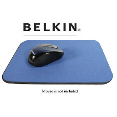 Belkin Premium Mouse Pad - 8in. x 10in. - Neoprene Nonslip Backing - Blue