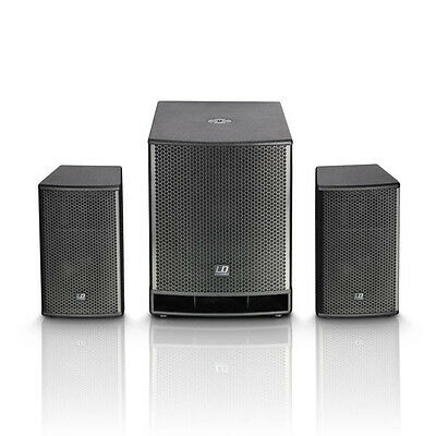 "LD Systems Dave 18"" split system - awesome power at 4800 watts RMS this beast..."