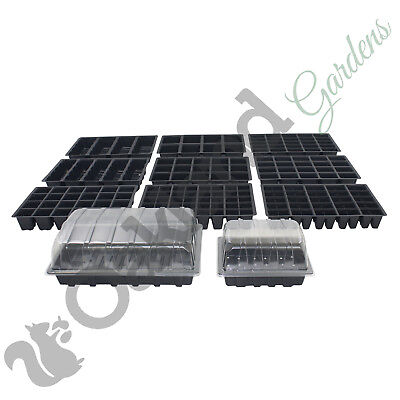 Seed Trays / Inersts / Propagator Lids Tops 8 15 20 24 25 40 50 Cell Tray ##