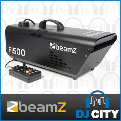 Beamz Fazer with DMX control and Timer Remote - A powerful 1500 watts - BNIB ...