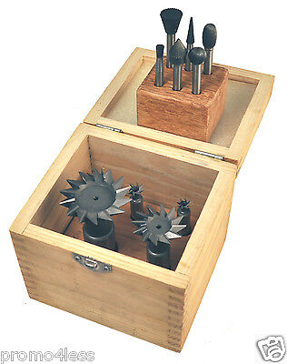 Dovetail Cutter 45 degree 5 PC Set  Mfg Since 1956 Direct