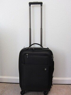 "Victorinox Avolve 2.0 20"" Expandable Wheeled Spinner Carry on Luggage"