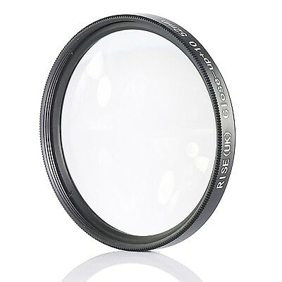 RISE(UK) 52mm Macro Close-Up +10 Close Up Filter for All digital cameras