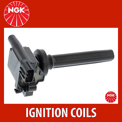 NGK Ignition Coil U4027 (NGK 48375) Plug Top Coil (Paired) - Single