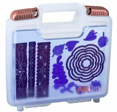 Art Bin ~ MAGNETIC DIE STORAGE CASE With 3 sheets ~ For Thin Metal Dies ~6978AB