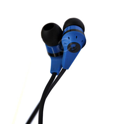 Skullcandy Ink'd 2 Earbuds In-ear Headphones S2IKDY-101 - Black/Blue with MIC