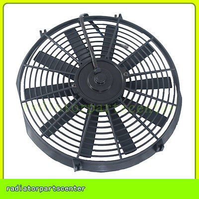 7 inch 12v Thermo Radiator Cooling Fan & Mounting kit