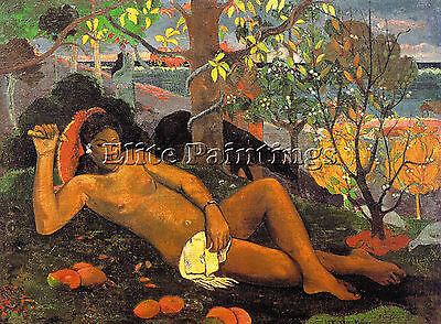 Gauguin36 Artist Painting Reproduction Handmade Oil Canvas Repro Wall Art Deco
