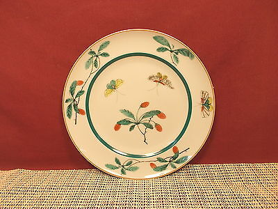 """Mottahedeh China Famille Verte Pattern Bread Plate 7"""" New"""