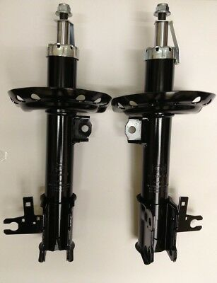 Vauxhall Astra H Zafira B 05-11 Front Shock Absorbers x 2 Pair Shockers Dampers