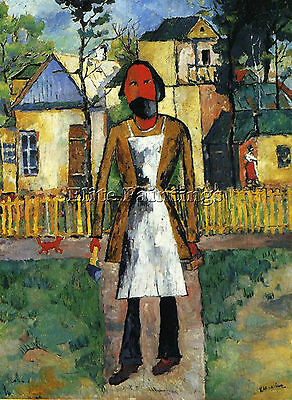 Kazimir Malevich 25 Artist Painting Reproduction Handmade Oil Canvas Repro Deco