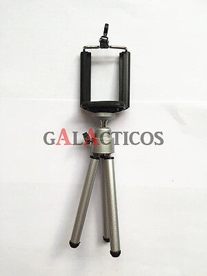 Mini Tripod + Stand Holder for Mobile Cell Phone Camera Phone 4 4g 5 5G Samsung